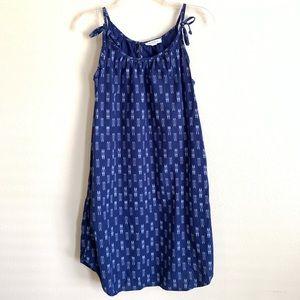 Beachlunchlounge blue dress